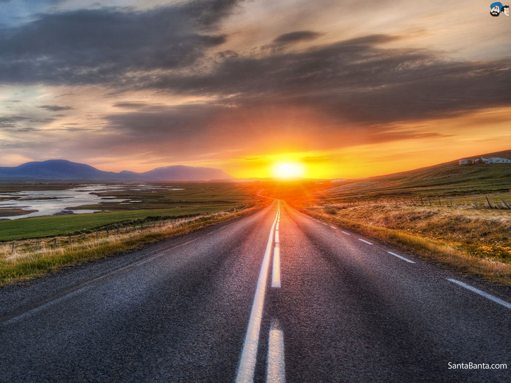 Journey, Path, Road, Let's Go!! | A New Day With Fibromyalgia Journey Path Road