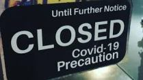 business closed due to covid 19